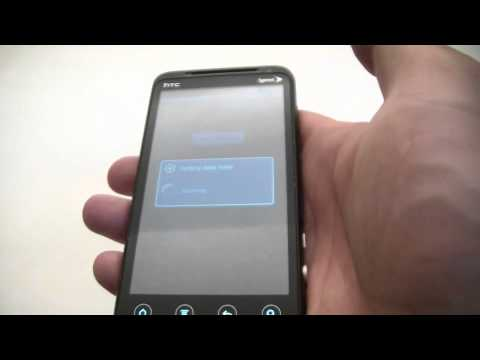 How To Reset An HTC EVO 3D Android Smartphone To Factory Settings