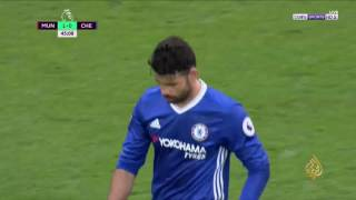 مانشستر يونايتد يهزم ضيفه تشلسي