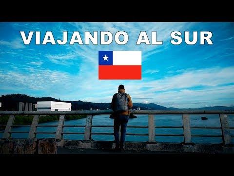 Viajando al sur de Chile I - Concepción