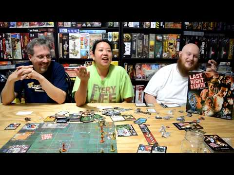 Review of Last Night on Earth by Flying Frog Productions