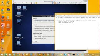 How to remote Linux Desktop using VNC viewer  for Chrome Browser