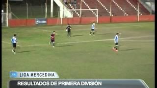 INFORME   FUTBOL   RESULTADOS DE PRIMERA DIVISION