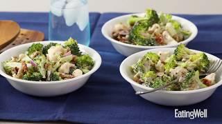 How to Make Broccoli Salad with Bacon   EatingWell