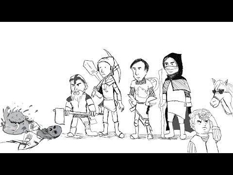 2M3D#04A - Sesja RPG - Problemy na szlaku