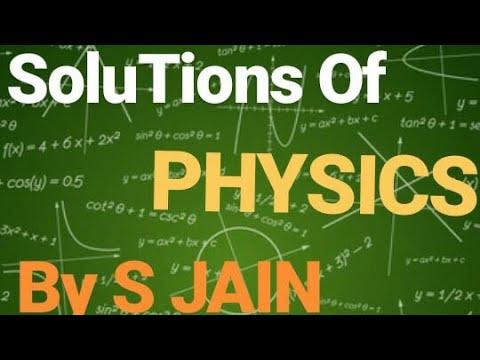 Resonance Sheet Solution PHYSICS - YouTube
