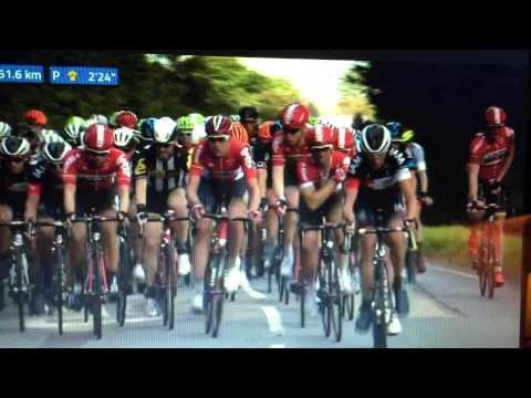 Lotto Soudal & ITV4 Show How Pro Riders Pee LIVE on TV.