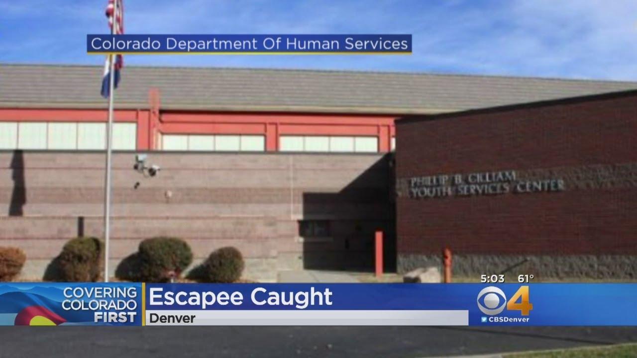 Juvenile Detention Escapee Captured