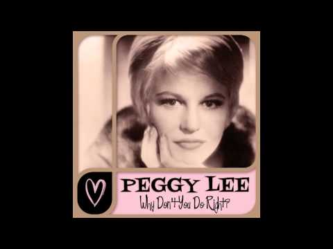 Peggy Lee -  The old master painter
