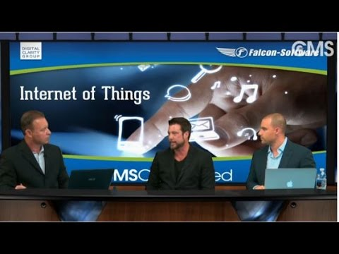 The Internet of Things - Concrete5, Chad Jones, Dean Whillier