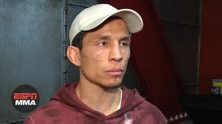 Joseph Benavidez is grateful to get UFC flyweight title shot | ESPN MMA