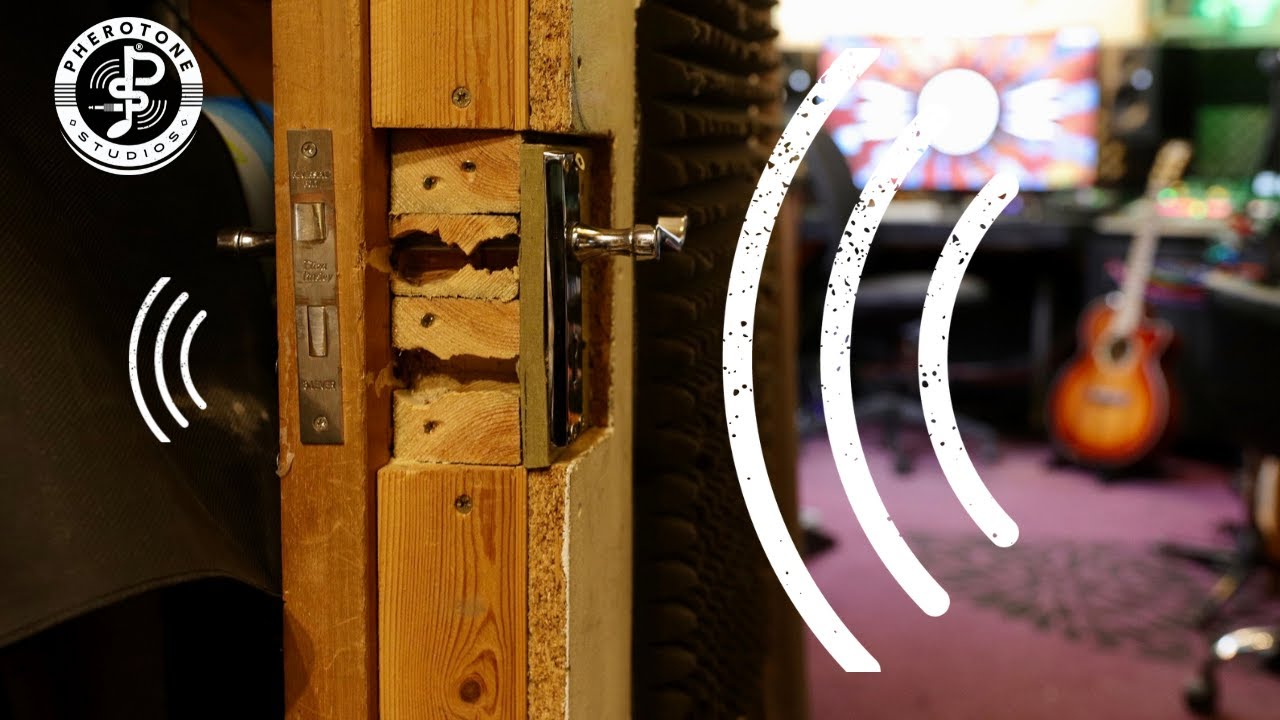 How to soundproof a door : door soundproof - pezcame.com