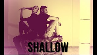 Alex Mirica feat. IReea - Shallow (cover)