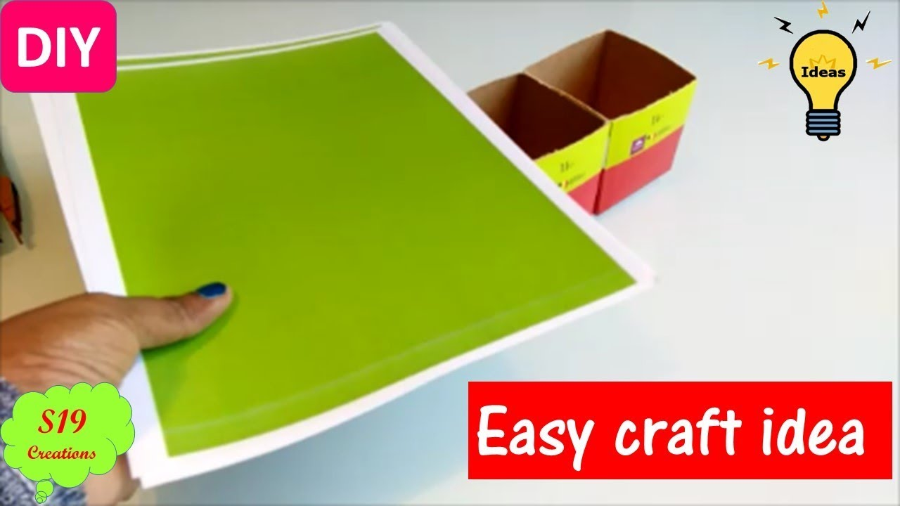 Best Out Of Waste Crafts Useful Diy Projects Easy Craft Ideas