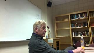 Carl Raschke Seminar on Jacques Derrida