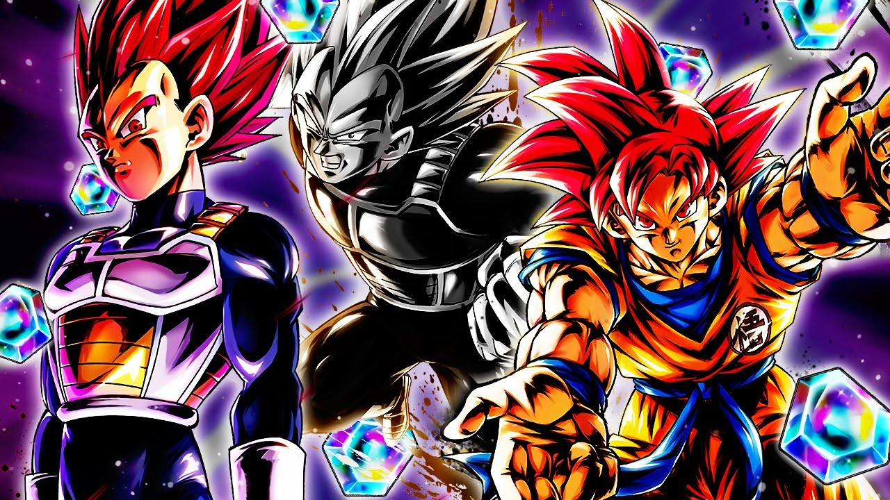 Dragon ball GT Super battle Power Level 748