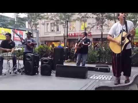 ADUHAI SERIBU KALI SAYANG(IKLIM)-REAGEE JALANAN SENTUHAN BUSKERS
