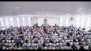 Sermon du vendredi 21-11-2014: Les bénédictions de la prière