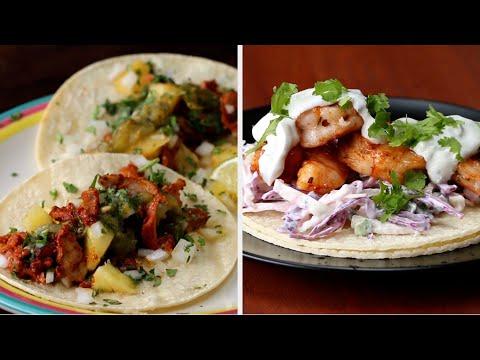 6 Recipes for Taco Night! • Tasty Recipes