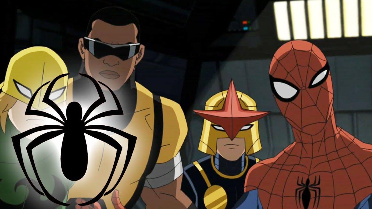 der ultimative spider-man stream