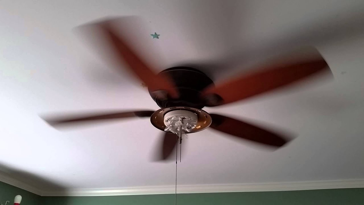 Monte Carlo Stylist Ceiling Fan