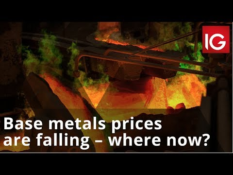 Base Metals Prices Are Falling – Where Now?
