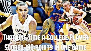 That One Time a College Player Scored 138 Points in a Game