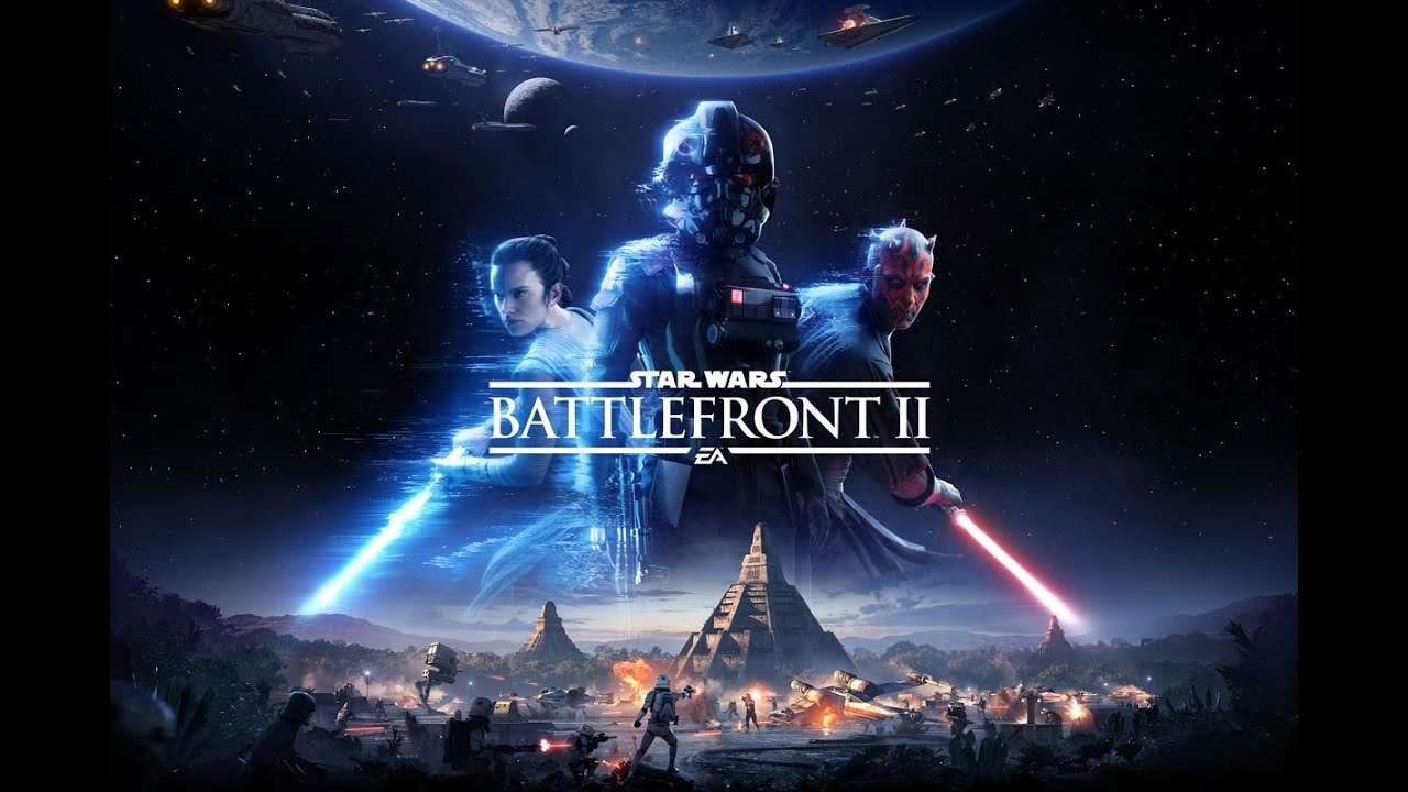 Star Wars Battlefront 2 Gameplay Pc Link Download Repack Gd Youtube
