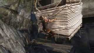 P&c Play: Tomb Raider - Part 11: Rope Bridges