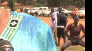Ugandan Upskirt