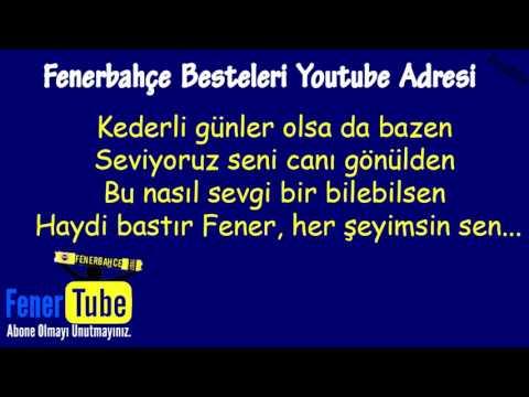 Kederli Günler Olsa Da Bazen... | Fenerbahçe Tribün Besteleri
