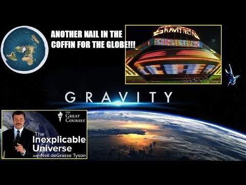 Frustrated Globalist Fails to Explain Gravity As Flat Earthe