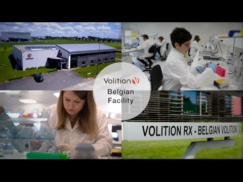 Volition Secures Additional $700,000 Non-Dilutive Funding from the Walloon Region