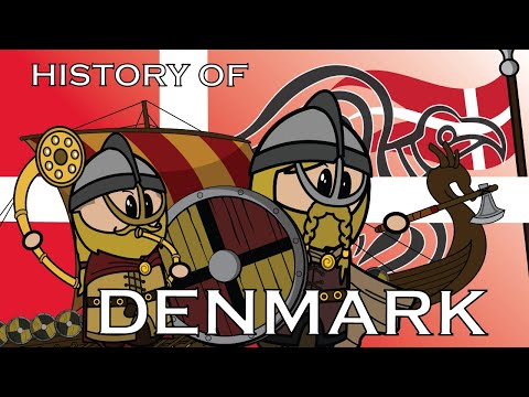 The Animated History of Denmark | Part 1