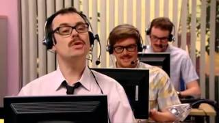 The IT Crowd the best scene ever with subtitle - Turkish & English