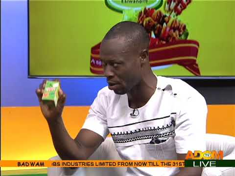 Kingdom Herbal - Badwam on Adom TV (25-4-18)