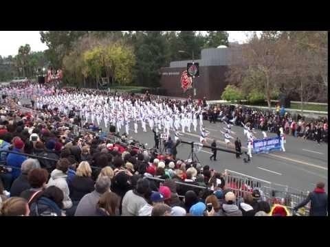 2017 Bands of America Honor Band - 2017 Pasadena Rose Parade
