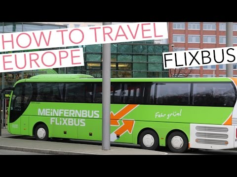Travel Europe  cheap ways to get around by bus, by plane or by train.