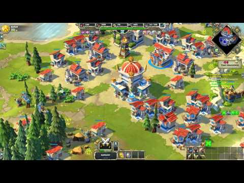 Legendary Impossible Cataclysm   solo   not consumables   Greek   AGE OF EMPIRES ONLINE
