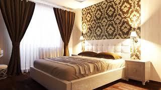 Как выбрать цвет обоев для комнаты, для спальни, для гостиной?