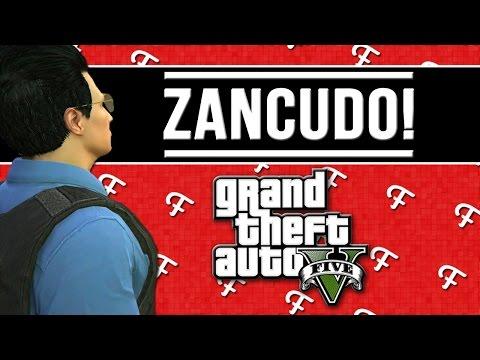 GTA 5: FORT ZANCUDO TOWER! (Comedy Gaming)