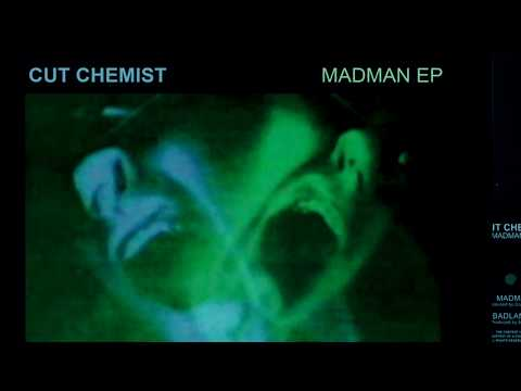 Cut Chemist - Madman EP -Limited Edition Vinyl- The Content Label, A Stable Sound