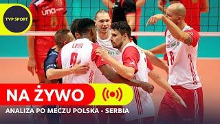 LIVE PO HORRORZE W MECZU POLSKA - SERBIA (3:2) W ME SIATKARZY