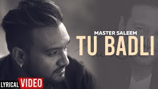 Tu Badli : Master Saleem | Latest Punjabi Songs 2019 | Finetouch Music