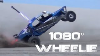 1080° Wheelie Sand Rail