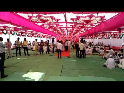 Lucky mandap decoration badnapur
