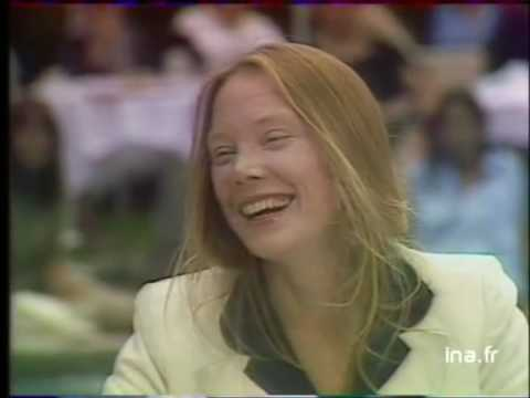 Sissy Spacek TF1 Interview for 3 Women at Cannes 22/05/1977