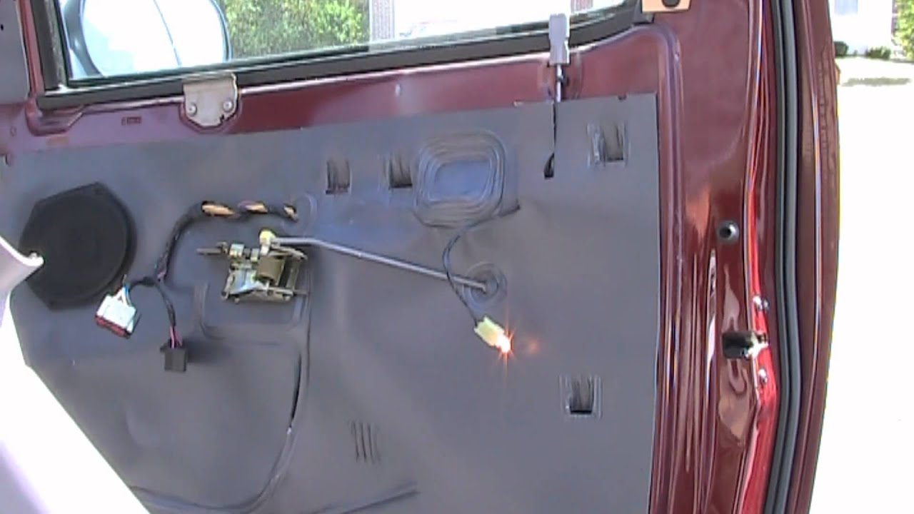 Superb How To Remove Car Door Panel. Ford F 150 Example. Super Easy!   YouTube