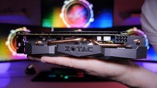 WORLDS SMALLEST GTX 1080 -  The ZOTAC Mini.