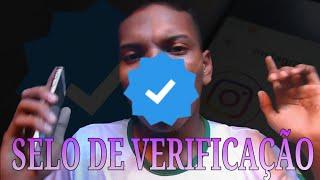 """Como """"ATIVAR"""" o selo de verificação do Instagram - Dannyell vlogs"""