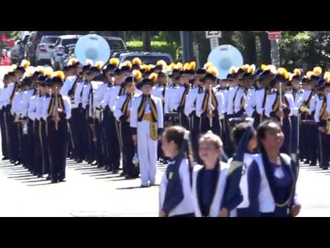 Wells MS - Hosts of Freedom - 2018 Vallejo Band Review